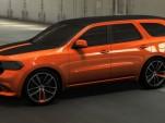 2011 Dodge Durango Tow Hook Concept
