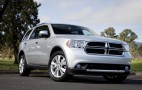 2011 Dodge Durango Grabs 'Top Safety Pick' Award From IIHS