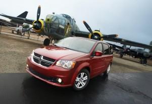 2011 Dodge Grand Caravan: First Drive