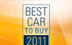 "TheCarConnection To Name ""Best Car to Buy 2011"""