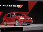 2011 Dodge Grand Caravan R/T