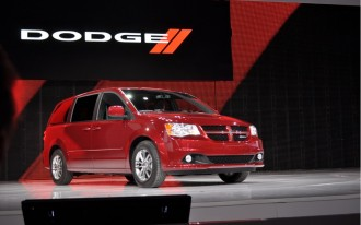 "2011 Dodge Grand Caravan R/T, You're No ""Man Van"""