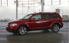2011 Dodge Journey A Sales Success... In Europe, As A Fiat