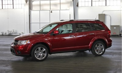 2011 Dodge Journey Photos