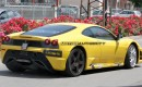 2011 Ferrari F450 spy shots
