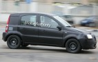 Spy shots: 2011 Fiat Panda test-mule