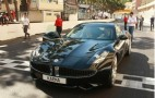 Fisker Karma Hits The Track At Formula 1 Monaco Grand Prix