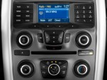 2011 Ford Edge 4-door SE FWD Audio System