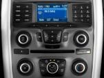 2011 Ford Edge 4-door SE FWD Audio System