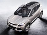 Now We Know: This Will Be The New 2012 Ford Escape Hybrid