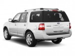 2011 Ford Expedition 2WD 4-door Limited Angular Rear Exterior View