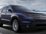 2011 Ford Explorer Leaked?