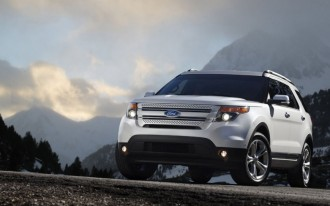 2011 Ford Explorer: First Look at Ford's Most Important New SUV