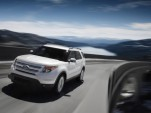 Ford Explorer With 2.0-Liter EcoBoost Scores 28 MPG Fuel Economy