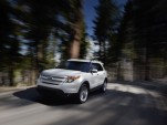 2012 Ford Explorer Gets 28 MPG With EcoBoost Four-Cylinder