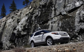 2011 Ford Explorer Hits 100,000 Sales In 2011
