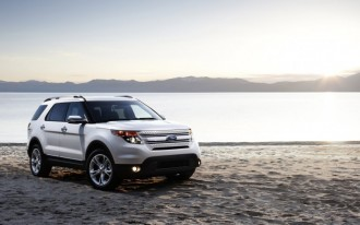U-Haul To Ford Explorer Owners: No Trailer For You!