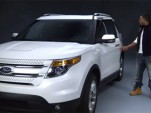 Nelly stars in 2011 Ford Explorer advertisement