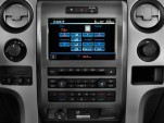 2011 Ford F-150 4WD SuperCab 133&quot; SVT Raptor Temperature Controls