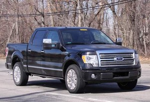 Looking for the 2012 Ford Ranger? It's the 2011 Ford F-150