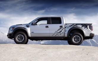 F150 SVT Raptor Posts Record Sales in January
