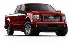Best-Selling Pickup Trucks in 2010