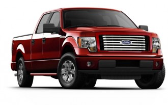 Best-Selling Pickup Trucks in 2010