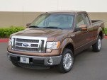 2011 Ford F-150 Lariat  -  Driven, July 2011