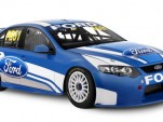 2011 Ford Falcon V8 Supercars race car