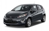 2012 Ford Fiesta Photos