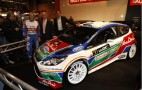 Ford Unveils New 2011 Fiesta RS WRC Livery