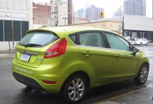 First Drive: 2011 Ford Fiesta