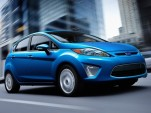 2011 Ford Fiesta Shipments Resume After Floods, Parts Problems, And Plague of Locusts