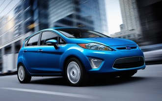 2011 Ford Fiesta Priced From $13,995