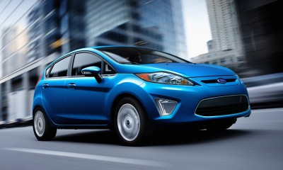 2011 Ford Fiesta Photos