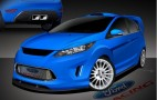 Ford Racing Soups Up 2011 Fiesta To 350 HP For SEMA