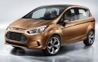 Ford B-Max Concept: 2011 Geneva Motor Show