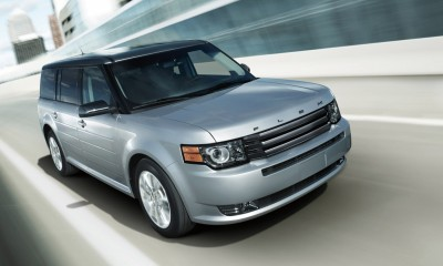 2011 Ford Flex Photos