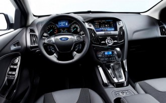 2012 Ford Focus Video: MyFord Touch And (A Few Of) Its 10,000 Words