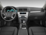 2011 Ford Fusion 4-door Sedan SE FWD Dashboard