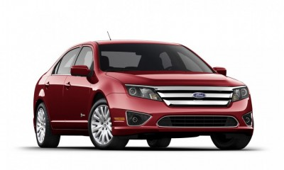 2011 Ford Fusion Hybrid Photos
