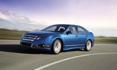 2011 Ford Fusion Photos