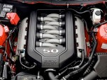 2011 Ford Mustang 5.0 V-8 engine