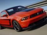 2011 Ford Mustang Boss 302
