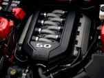 2011 Ford Mustang GT 5.0 engine