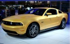 2010 Detroit Auto Show: 2011 Mustang GT Live Gallery
