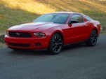 2011 Ford Mustang V-6: 30 MPG Isn't A Stretch