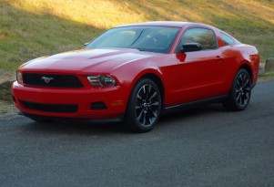 Report: 2014 Ford Mustang Will Do More, With Less