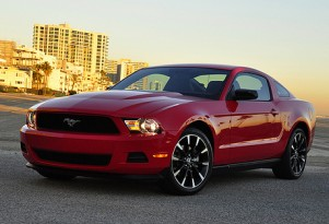 2012 Ford Mustang Sales Hampered By V-6 Availability