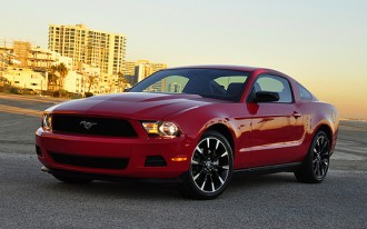 Surplus Mustang Inventory Shutters Ford's Flat Rock Plant